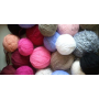 M�dn� vlny na pleten�, pletac� p��ze v mnoha barv�ch - prodej