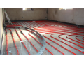 Zateplení domu, strojní omítka i podlahové topení - Jablonec