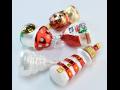 Ručná výroba sklenených vianočných ozdôb, figúrok, baniek, na zákazku