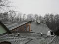 Kvalitní plechové střešní krytiny, žlaby, venkovní parapety Olomouc