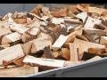 Nakupte si štípané dřevo a ušetříte si námahu i čas.