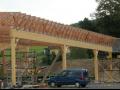 Palubky i lepené lamelové dřevo BSH - Liberec