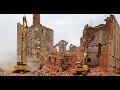 Demolice Olomouc - demoliční práce, kvalitní odstranění staveb