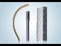Výroba vlnovcové, vinuté hadice Opava