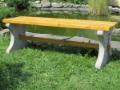 Betonové lavičky Frýdek-Místek