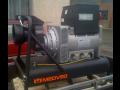 Elektrocentrály s motorem HONDA