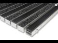 Čisticí zóny vyrábíme z kvalitních hliníkových profilů.