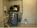 Technologie pro stla�en� vzduch Plze�