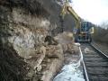 železniční stavby SGJW