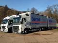 Nákladní autodoprava Beran Jiří zajistí bezproblémový export zboží do Španělska.
