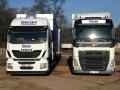 Nákladní autodoprava ČR - Španělsko je naší specializací již řadu let.
