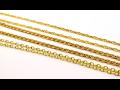 levn� zlat� prsteny z bazaru