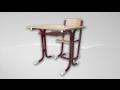 školní nábytek pro základní i střední školy