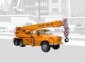 Práce s autojeřáby - jeřábnické služby, autojeřáby Tatra
