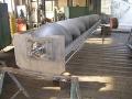 Strojírenská výroba na zakázku – pásové, šnekové dopravníky