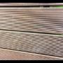 Terasová prkna pro dřevěné terasy Massaranduba, Cumaru, Accoya, Ipe