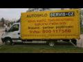 autosklo - servis, montáž