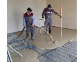 Realizace lit� anhydritov� a cementov� podlahy, lit� beton B�eclav