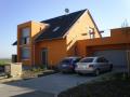Zednictví, stavební práce-výstavba rodinných domů Třebíč