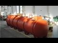 Nabízíme výrobu nádrží i filtrů.