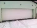 moderní garážová vrata