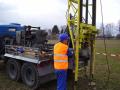 Hydrogeologický průzkum, vyhledání zdroje pitné vody Zlínský kraj