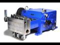 Vysokotlaká čerpadla - k čerpání neagresivní vody bez mechanických příměsí