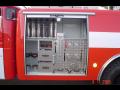 hasičské auto - repase