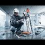 J�drov� vrt�n� �elezobetonu a betonu modern� diamantovou �ezac� technikou