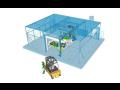 Robotizovaná pracoviště pro automatické svařování – Praha