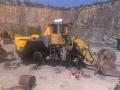 Kolový nakladač KNB 250 - Servis, opravy i náhradní díly