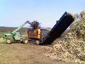 Výkup a výroba dřevní štěpky – zpracování biomasy Chomutov