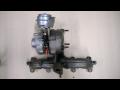 Vyva�ov�n�, geometrie turbodmychadel  a turbokompresor� Brno