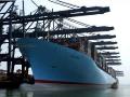 Lodní doprava říční, námořní - zboží po řece i na moři