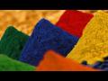 pr�kov� barvy
