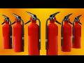 PRHAS - požární přístroje všeho druhu i další hasicí technika.