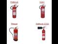 U nás pořídíte požární přístroje pěnové, práškové, vodní, sněhové i halonové.