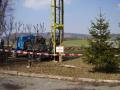 Hydrogeologick� prieskum, vyh�ad�vanie zdrojov pitnej vody Zl�nsky kraj