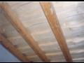 Dřevěné stropy - dřevěné překladové stropy, tesařství