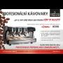 Prodej profi kávovarů pro kavárny, restaurace, cukrárny, bary LA CULTURA DEL CAFFÉ