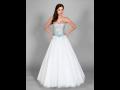 Společenské šaty na svatbu