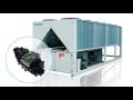Vzduchem chlazen� chlad�c� jednotka EWAD-TZ