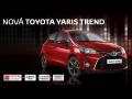 Nová Toyota Yaris Trend za akční cenu Karlovy Vary