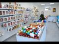 Podniková prodejna vánočních dekorací Vsetín