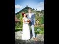 svatební obřad v altánku Štranberk