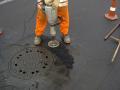 Silniční stavitelství, silniční zálivkové a zalévací hmoty, asfaltové směsi