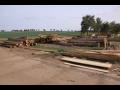Stavební řezivo z Pily Lubná-trámy na pergoly, altány, střešní vazby