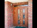 Špičkové dřevěné vchodové, interiérové dveře - výroba, prodej