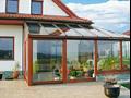 Zimn� zahrada na m�ru - navr�en� jako p��stavba domu