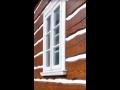 tradiční špaletová okna